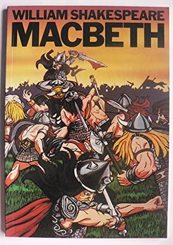 9780283989063: Macbeth: Cartoons