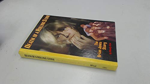 9780283989520: Death of a Rolling Stone: Brian Jones Story