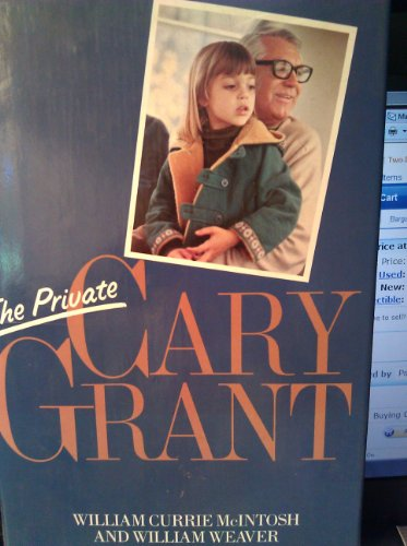 The Private Cary Grant: McIntosh, William C.,