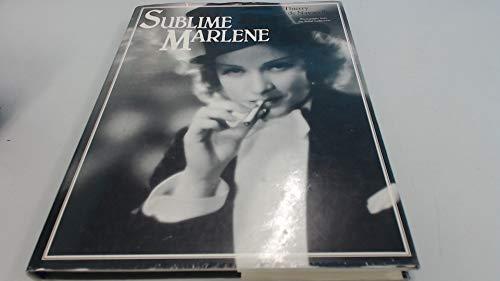 SUBLIME MARLENE: de Navacelle, Thierry
