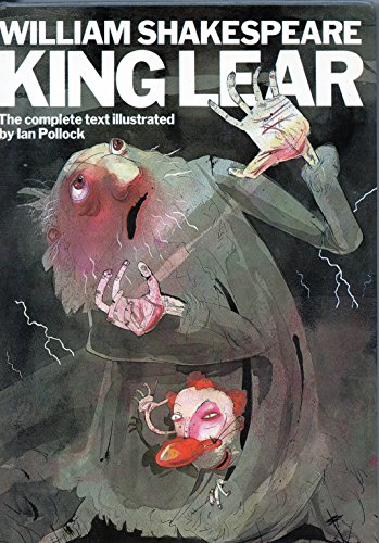 9780283990649: King Lear (The Cartoon Shakespeare series)