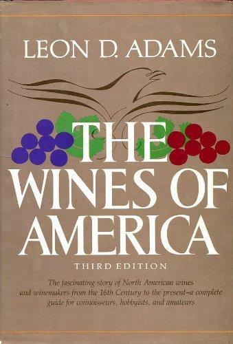 9780283990663: Wines of America