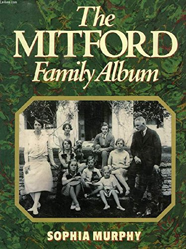9780283991158: The Mitford Family Album