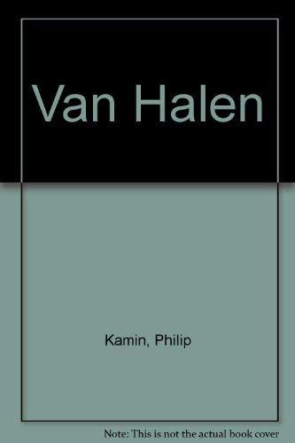 """9780283991769: """"Van Halen"""""""