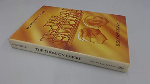 The Thomson empire: Susan Goldenberg