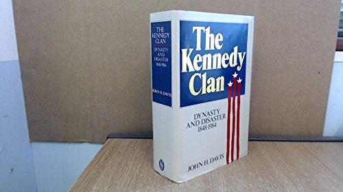 9780283991813: Kennedy Clan