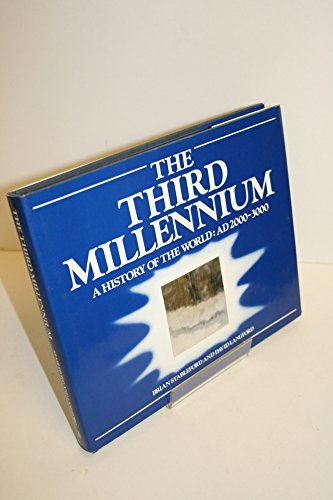 a history of the third millennium in mankind The answers are in the third millennium firmly rooted in current knowledge and written with absolute conviction, this remarkable future history contains considerable reassurance for mankind, but also much that is deeply disturbing - culminating in a possible and hitherto unimagined end to homo sapiens.