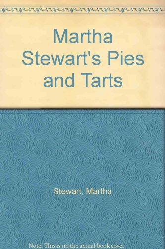 9780283993190: Martha Stewart's Pies and Tarts