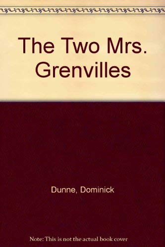 9780283993480: The Two Mrs Grenvilles