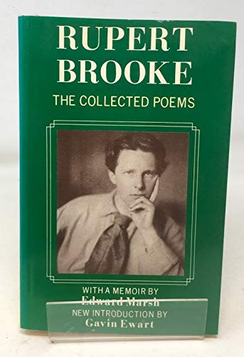 Collected Poems by Rupert Brooke