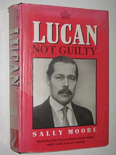9780283995361: Lucan: Not Guilty
