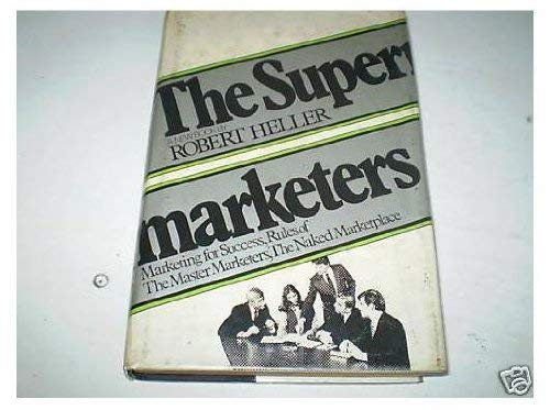 9780283995507: The Supermarketers