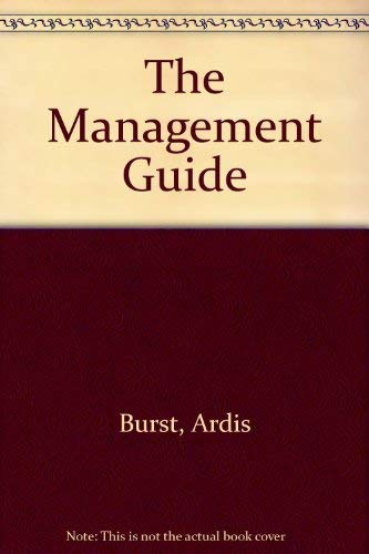 9780283996511: The Management Guide