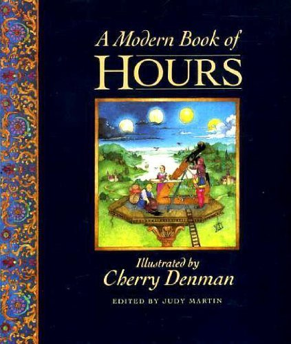A Modern Book of Hours (0283997648) by CHERRY DENMAN