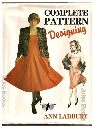 Complete Pattern Designing (0283998148) by Ladbury, Ann