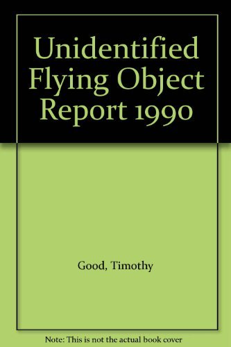 Unidentified Flying Object Report 1990 (9780283998485) by Timothy Good