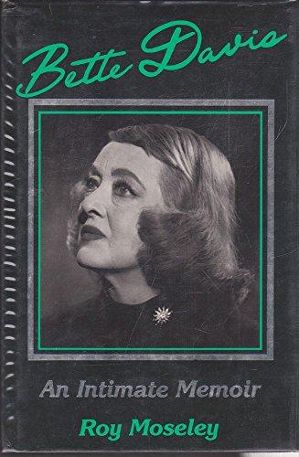 9780283998669: Bette Davis: An Intimate Memoir