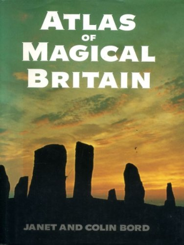 9780283999840: Atlas Of Magical Britain