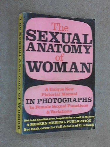 9780284795489: Sexual Anatomy of Woman