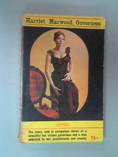 9780284984647: Harriet Marwood, Governess
