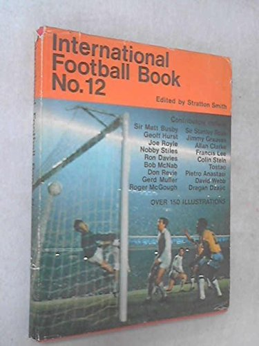 9780285502826: International Football Book No. 12