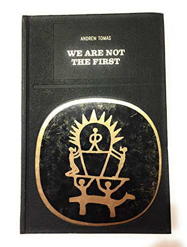 9780285620070: We are Not the First: Riddles of Ancient Science