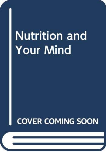 9780285620964: Nutrition and Your Mind