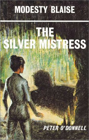 The Silver Mistress: O'Donnell, Peter