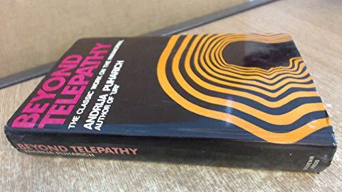 9780285621435: Beyond telepathy