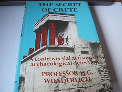 9780285621640: Secret of Crete