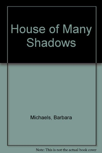 9780285622135: House of Many Shadows
