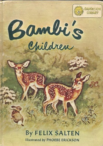 9780285622449: Bambi's children: The story of a forest family