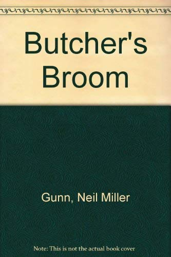 9780285622784: Butcher's Broom
