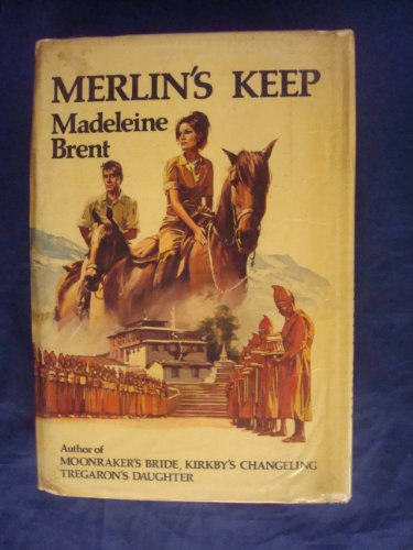 9780285622968: Merlin's Keep