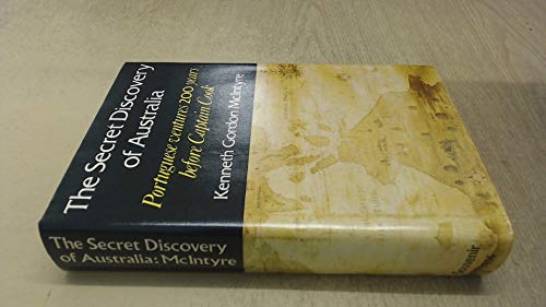 9780285623033: The Secret Discovery of Australia: Portuguese Ventures 200 Years before Captain Cook