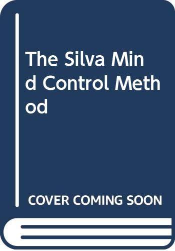 9780285623217: The Silva Mind Control Method