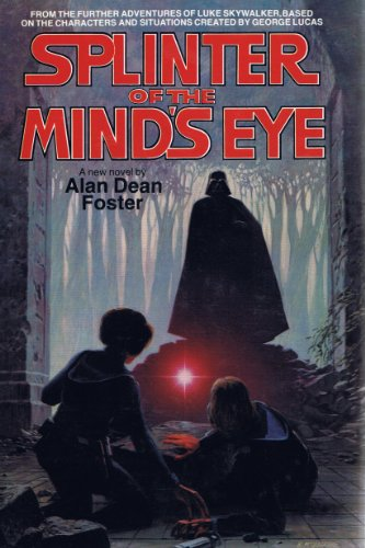 9780285623538: Splinter Of The Mind's Eye: From the Adventures of Luke Skywalker