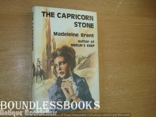 9780285624092: The Capricorn Stone