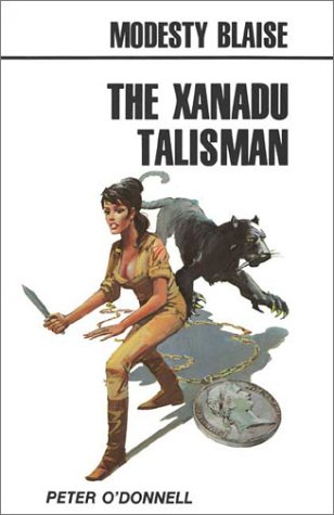 9780285624122: The Xanadu Talisman: Modesty Blaise