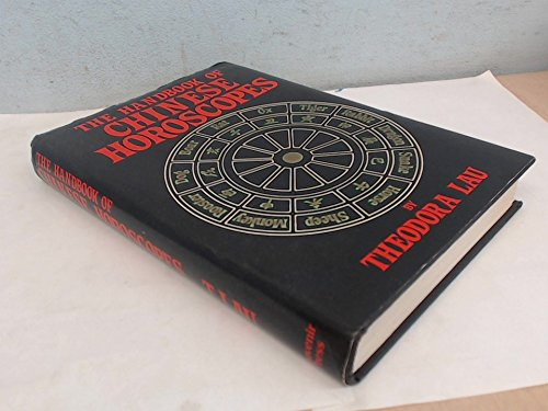 9780285624337: The handbook of Chinese horoscopes