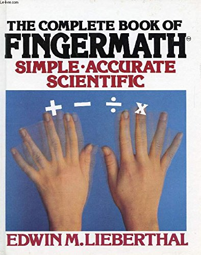 9780285624382: THE COMPLETE BOOK OF FINGERMATH (NOT an import)