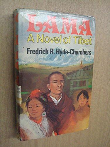 9780285626263: Lama: A Novel of Tibet