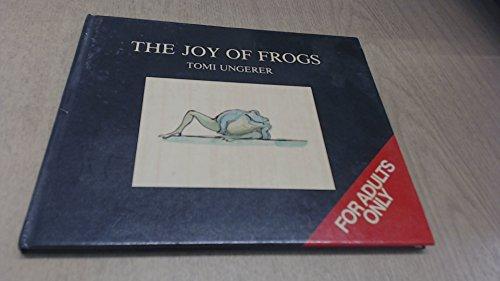 9780285626423: Joy of Frogs