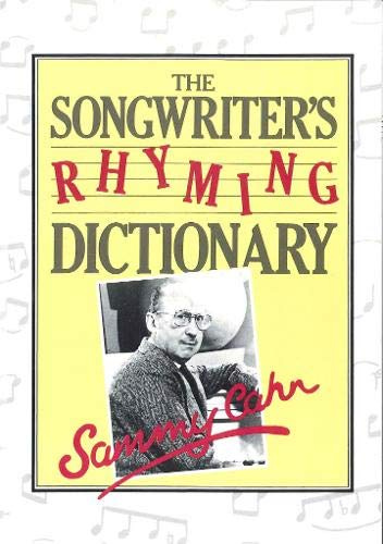 9780285626461: The Songwriter's Rhyming Dictionary