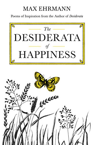 9780285627246: The Desiderata of Happiness (Inspirational)