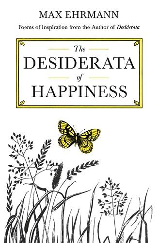 9780285627246: Desiderata of Happiness