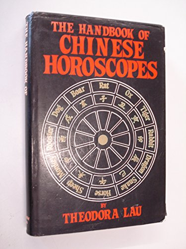 9780285627253: Handbook of Chinese Horoscopes