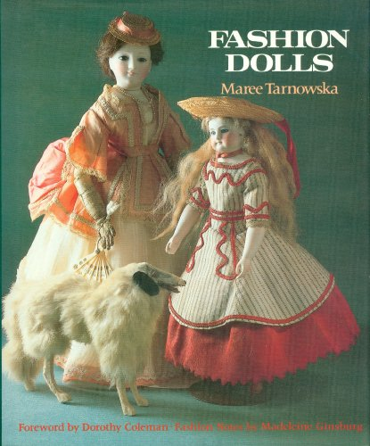 9780285627550: Fashion dolls
