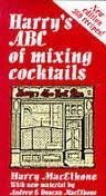 9780285627727: Harry's ABC of Mixing Cocktails