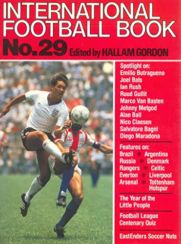 9780285628281: International Football Yearbook: No. 29